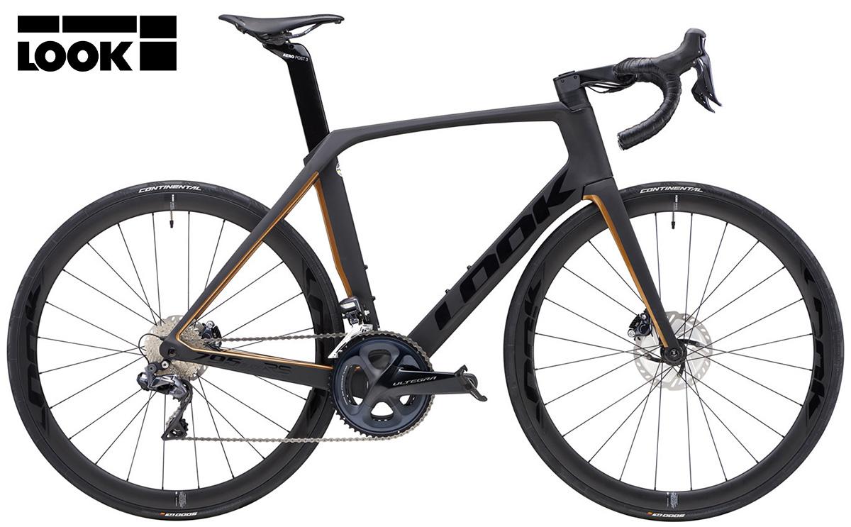 La nuova bici da corsa Look 795 Blade RS Disc