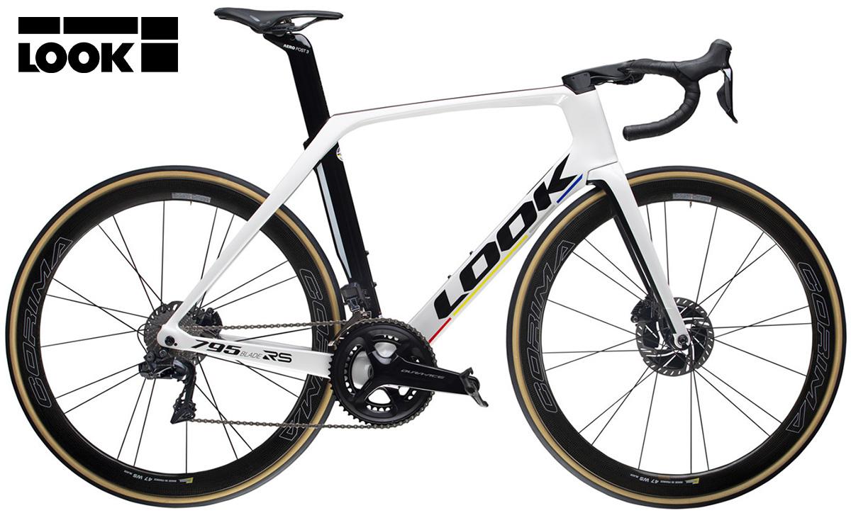 La nuova bici da strada Look 795 Blade RS Proteam