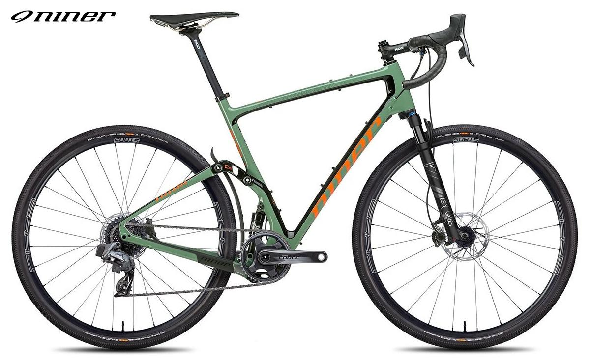 La bicicletta gravel Niner MCR 9 RDO 2021
