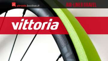 Vittoria Air-Liner Gravel: l'inserto anti-foratura per gomme tubeless