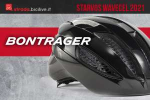 Il nuovo casco da bici Bontrager Starvos Wavecel 2021