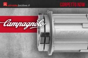 Il nuovo corpetto per bici da corsa Campagnolo N3w 2021