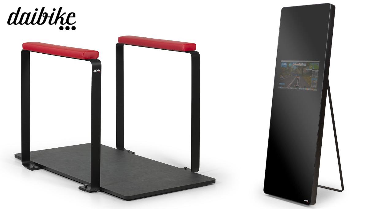 L'Aura Boards e lo Smart Mirror di Daibike