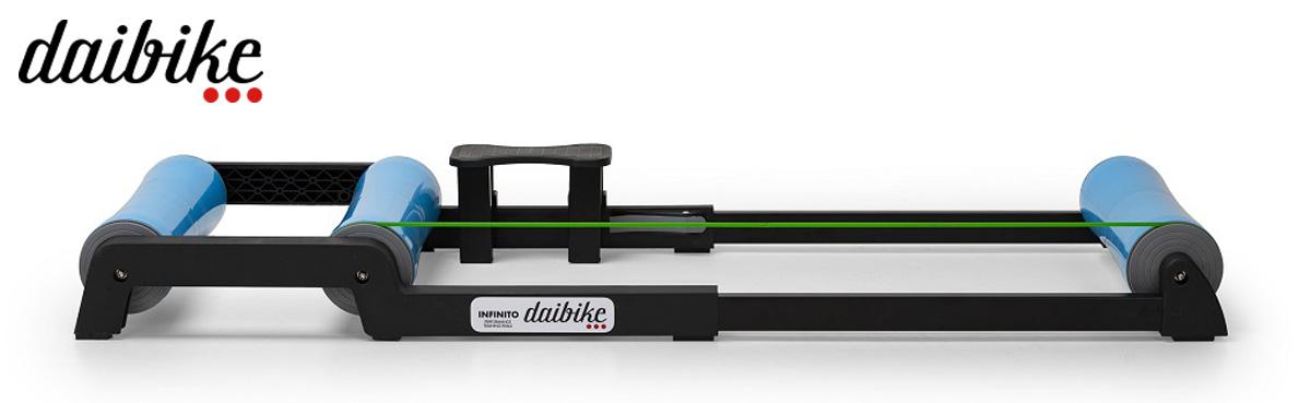 Rullo di allenamento per ciclisti Daibike Infinito Roller