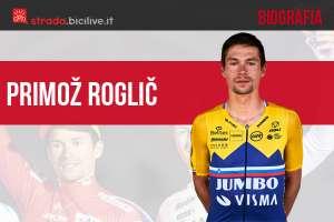 Primož Roglič: storia, carriera, palmarès del ciclista pro