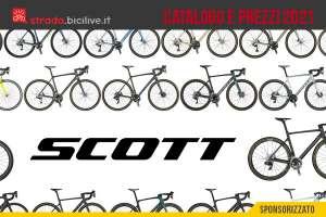 Le bici da corsa, cross e gravel 2021 di Scott: catalogo e listino prezzi