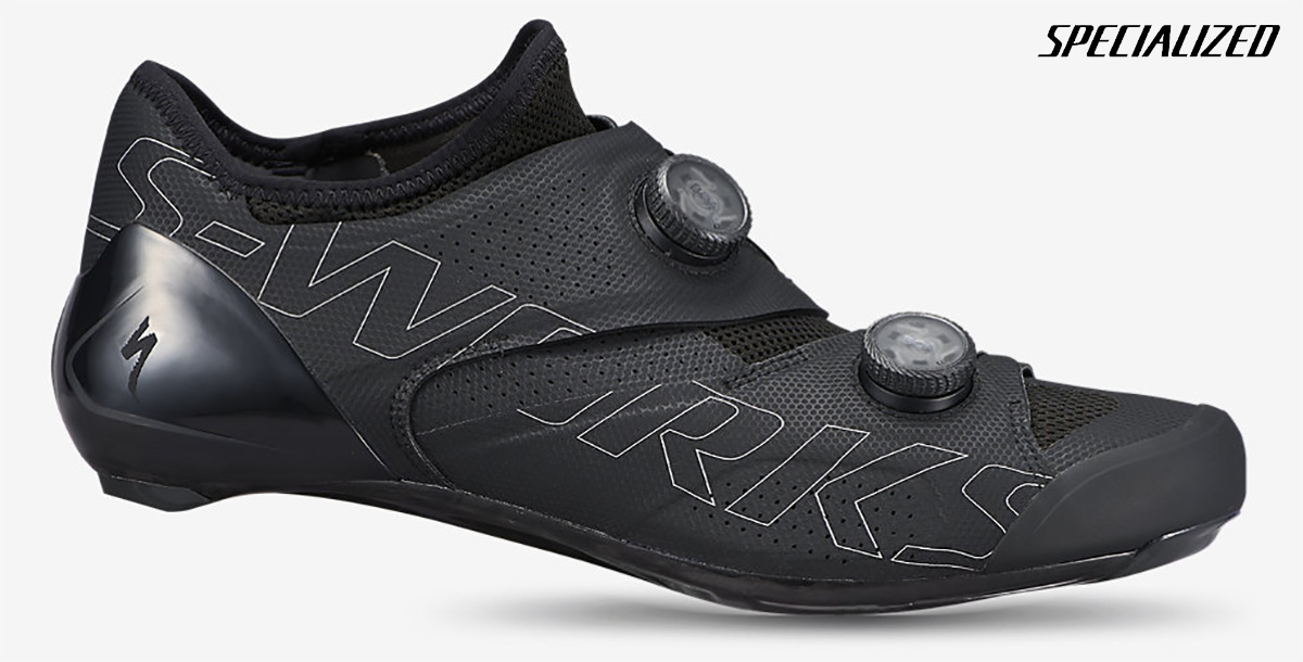 La nuova scarpa per bici da strada Specialized S-works Ares 2021