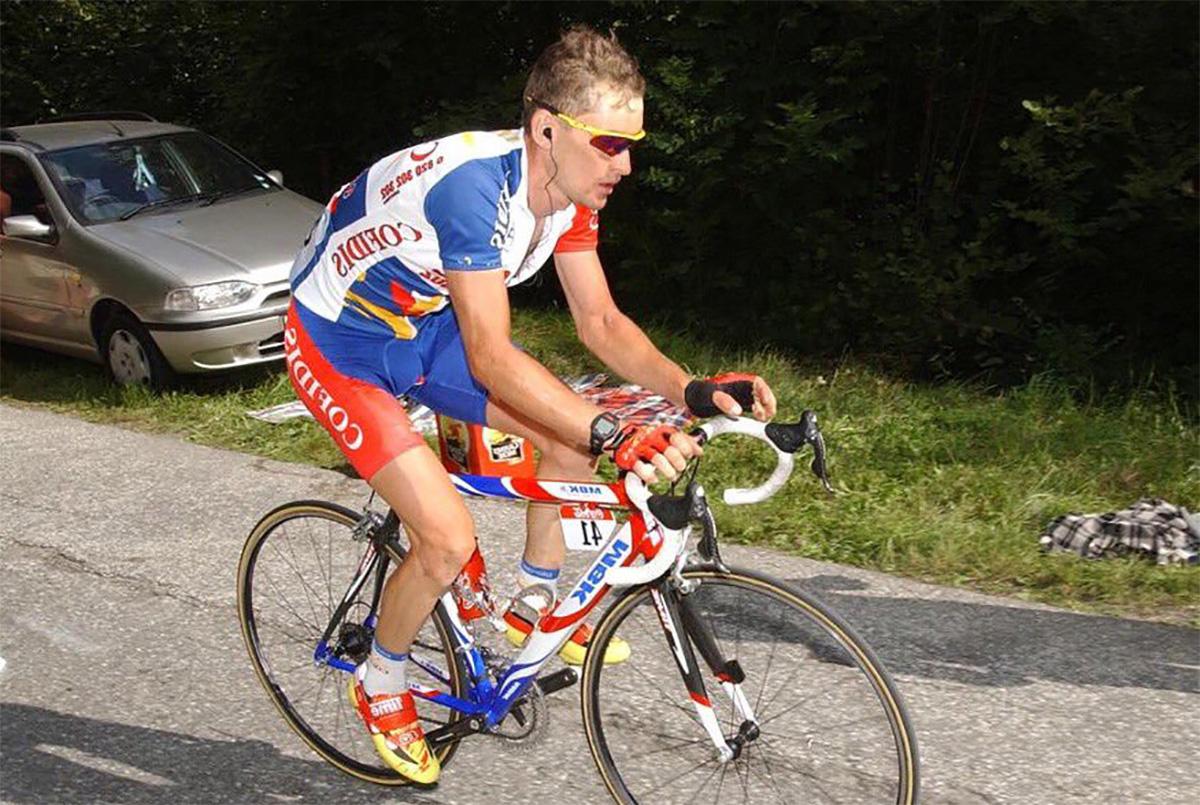 Andrej Kivilev morì a causa di una tragica caduta nella Parigi-Nizza del 2003