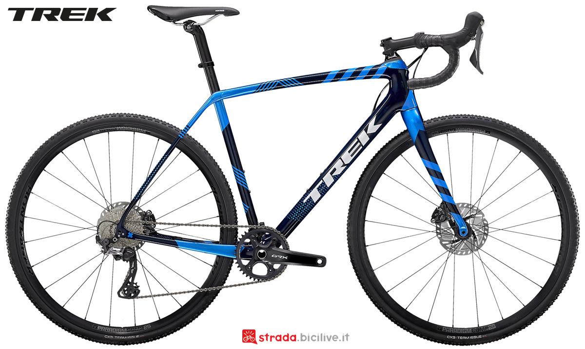 Una bicicletta da ciclocross Trek Boone 6 Disc 2021
