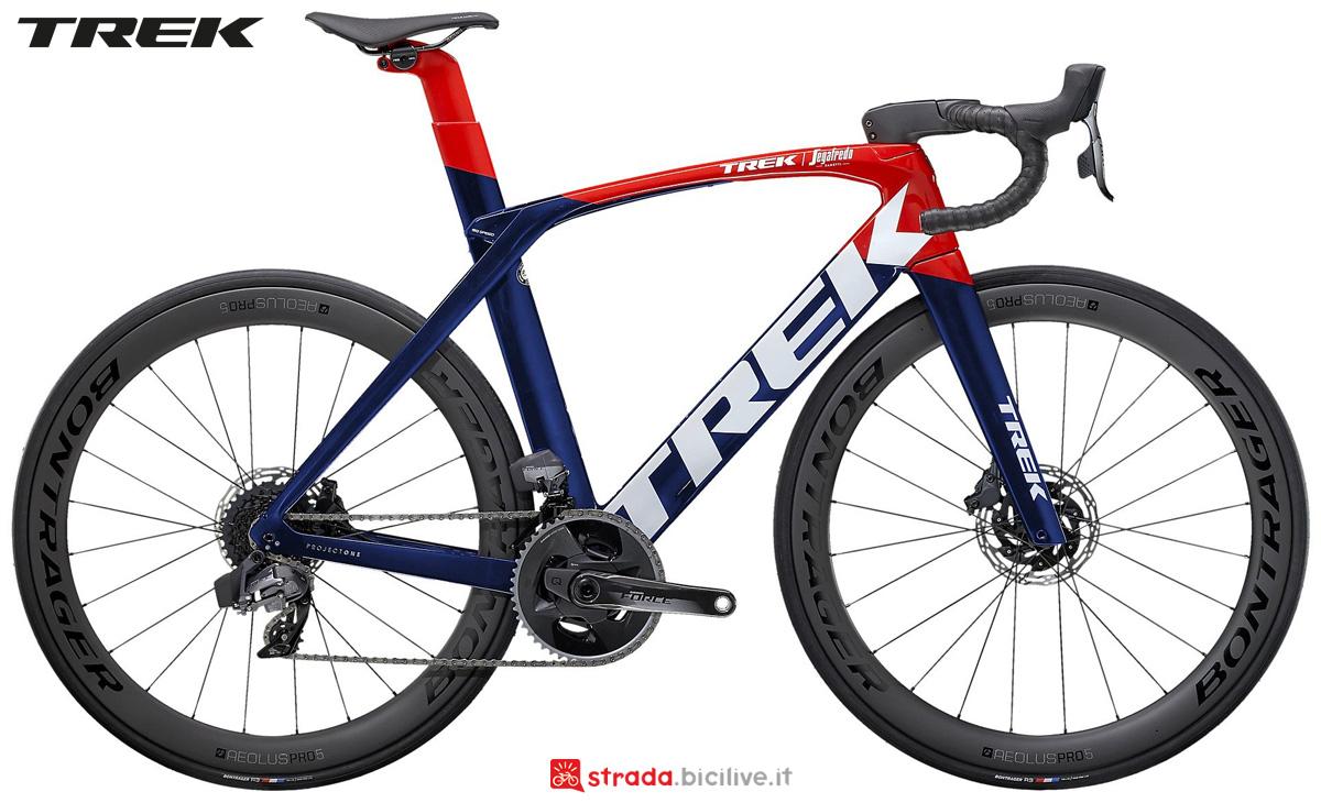 Bici da corsa Trek Madone SLR 7 eTap 2021