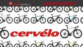 Il catalogo e i prezzi delle nuove bici da corsa Cervélo 2021