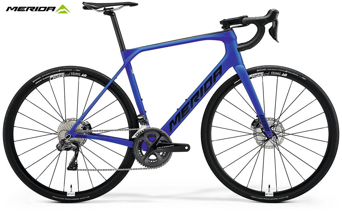 La nuova bici da corsa Merida Scultura Endurance 7000 E 2021