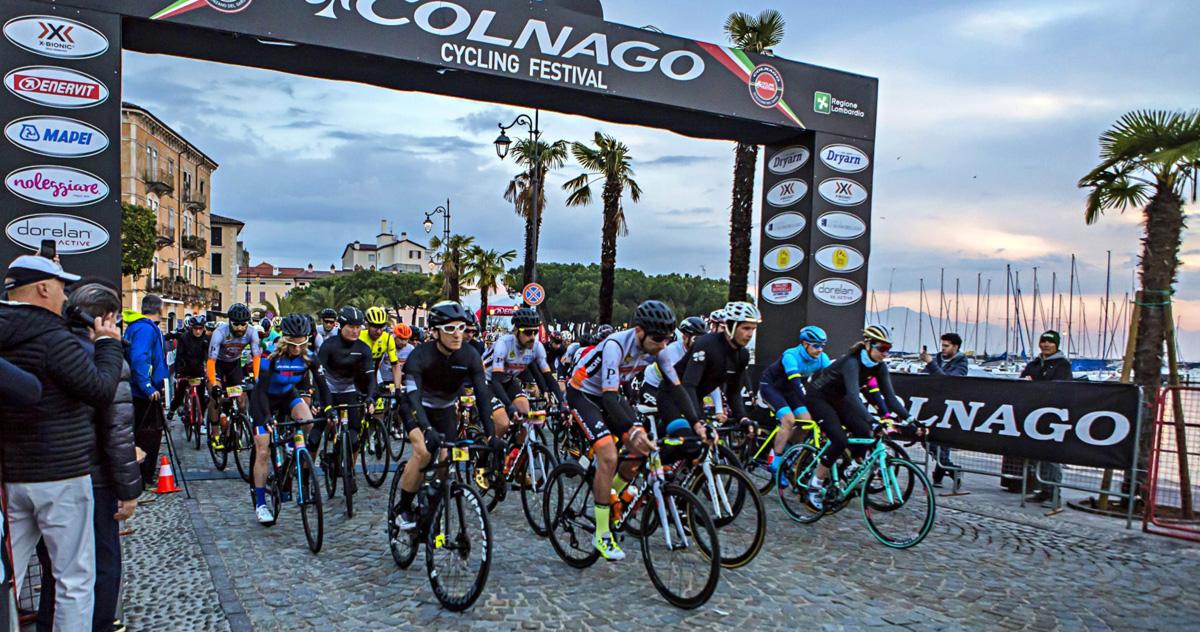 GF Colnago Cycling Festival