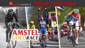 La storia della corsa ciclistica olandese Amstel Gold Race