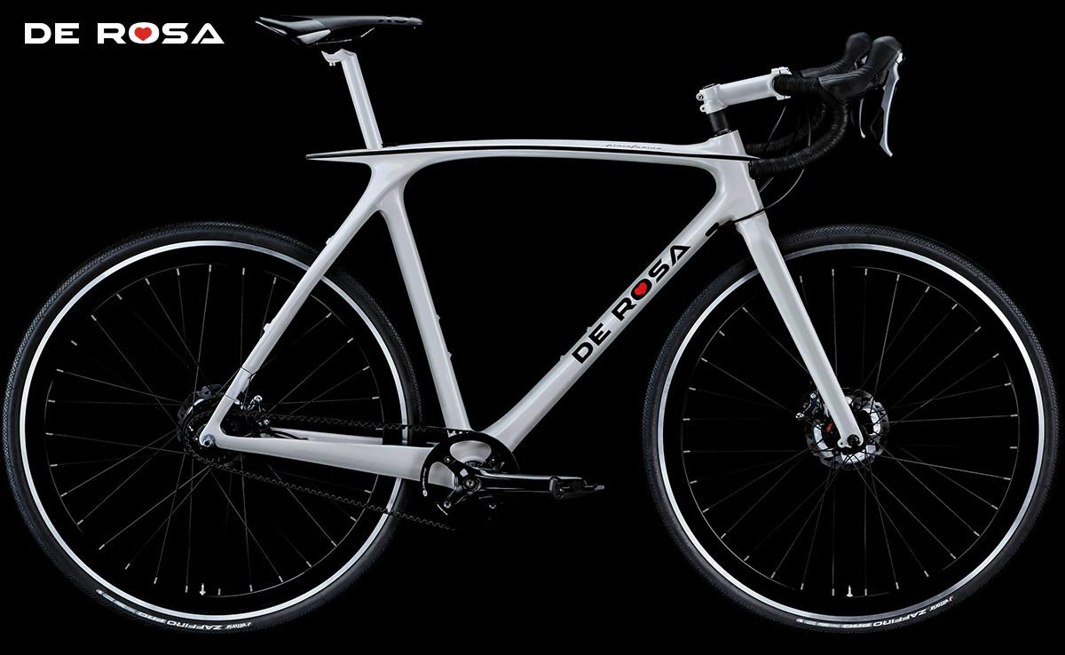 La nuova bici da corsa De Rosa Metamorphosis 2021