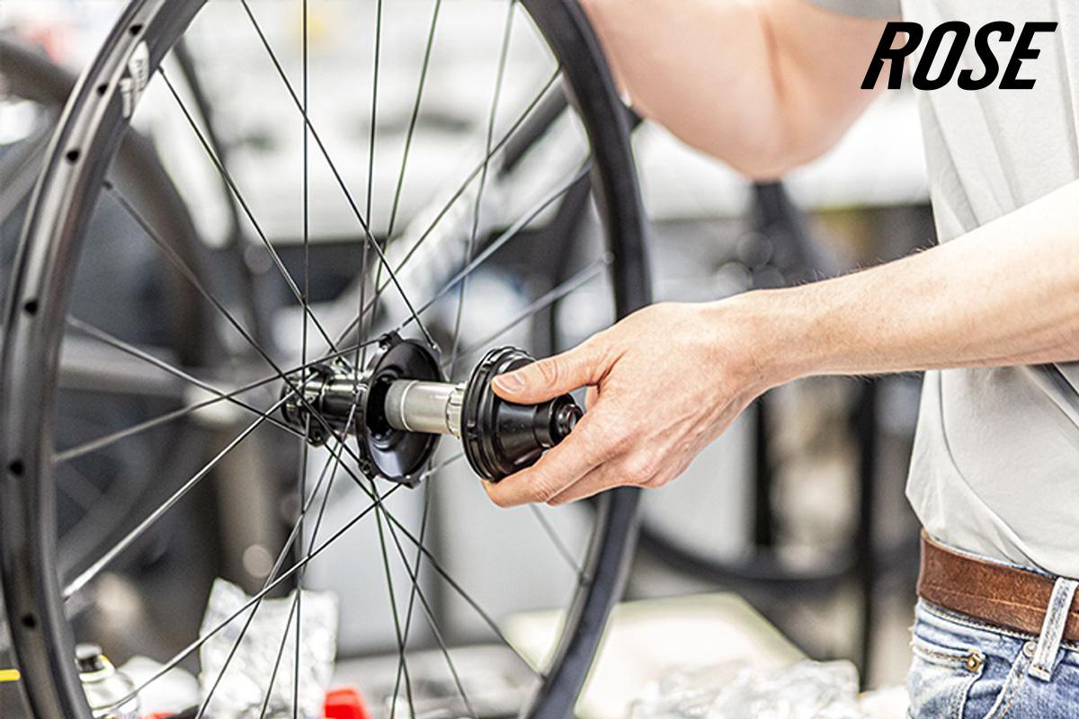 Il mozzo powershift presente nella nuova bici gravel Rose Backroad Classified 2021
