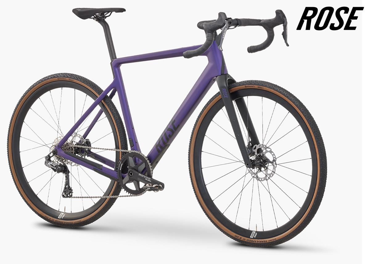 La nuova bici per gravel Rose Backroad Classified 2021