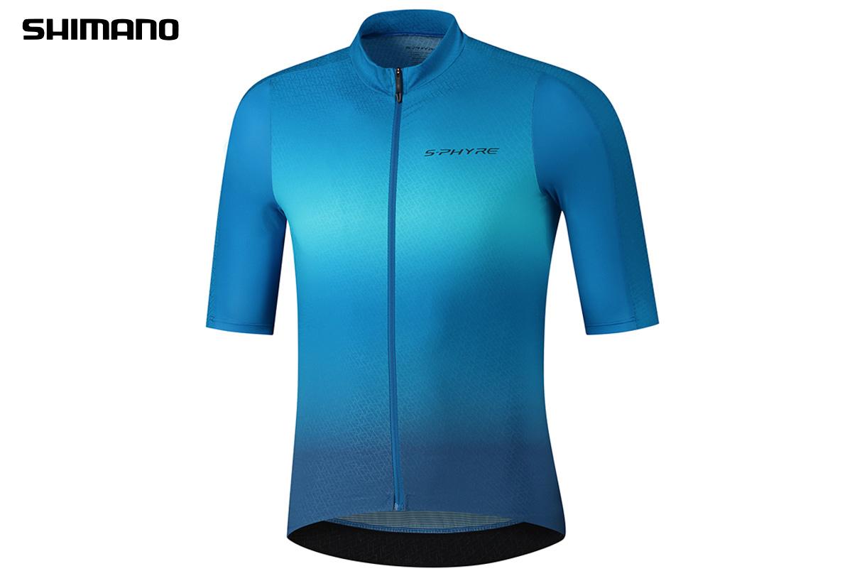 La nuova maglia da ciclismo Shimano S-Phyre primavera/estate 2021