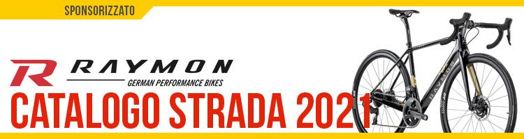 Catalogo bici da strada e gravel 2021 R Raymon