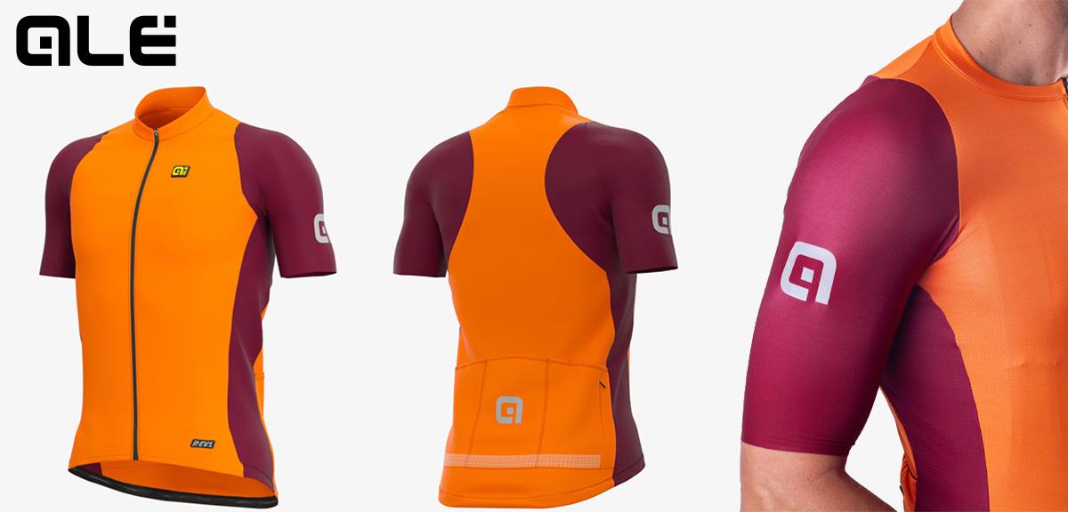 Le nuove maglie per ciclismo Alècycling R-ev1 Artika della collezione primavera/estate 2021