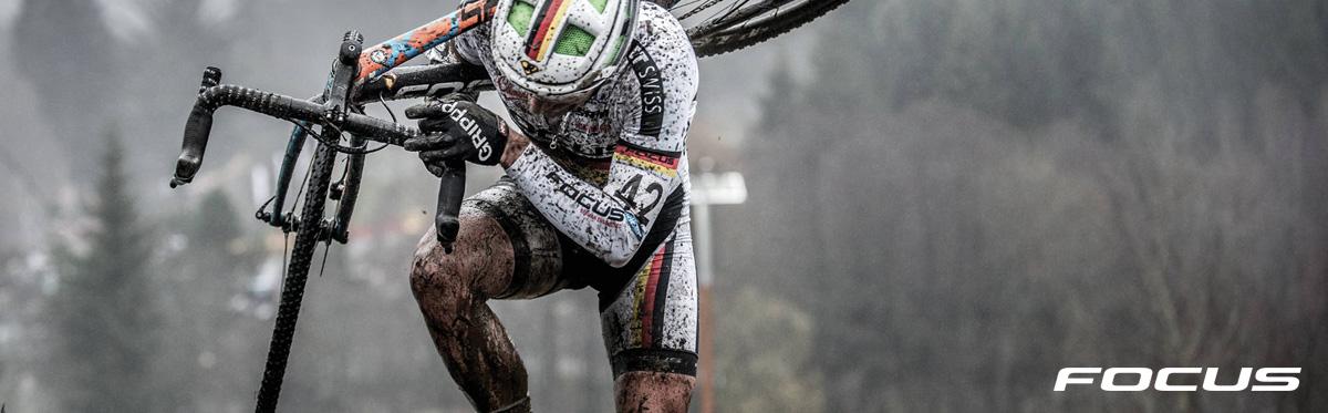 Catalogo 2021 delle biciclette da ciclocross di Focus