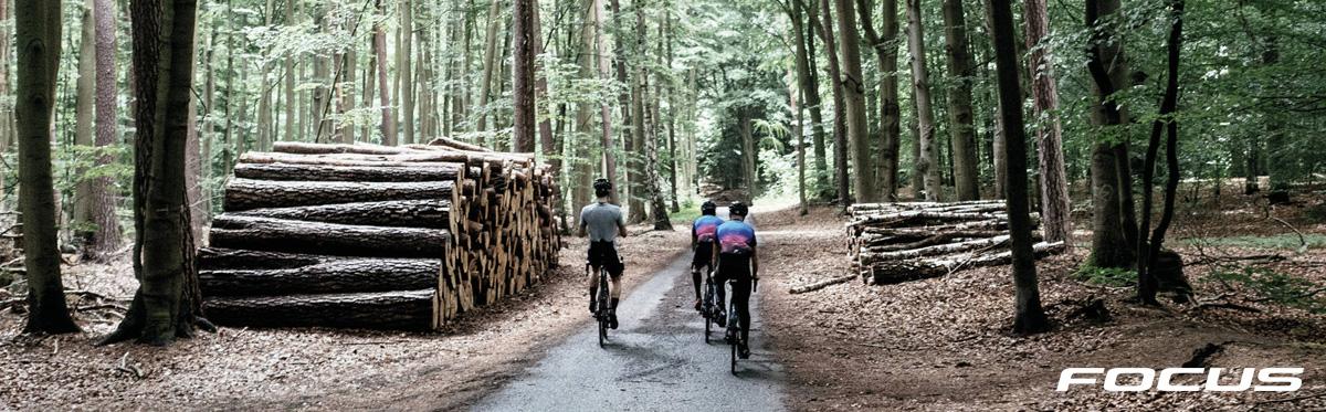 Tutte le bici endurance di Focus per l'anno 2021