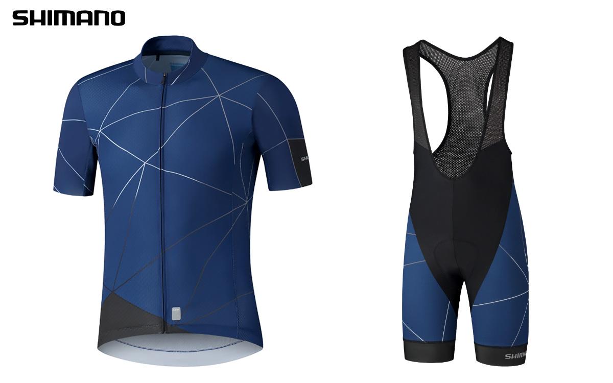 L'abbigliamento della nuova linea per bici da corsa Shimano Breakaway 2021