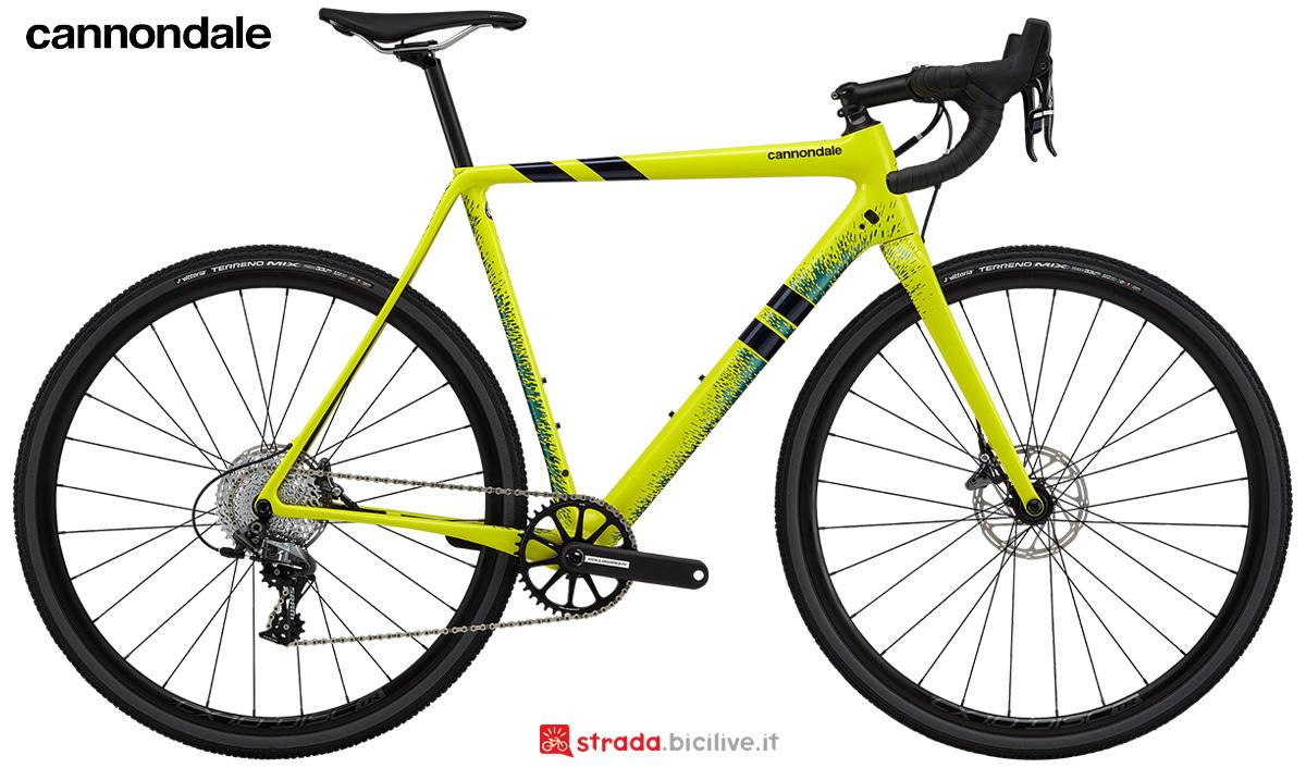 La nuova bici da gravel Cannondale Superx Force 1 2021