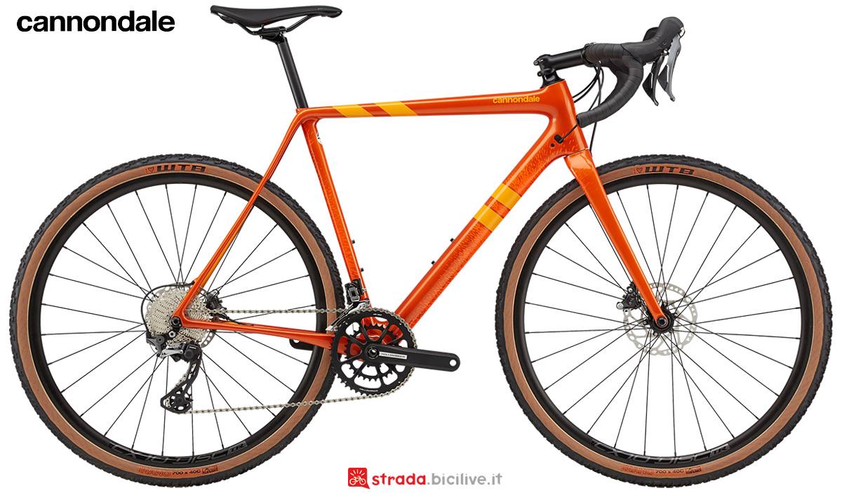 La nuova bici da gravel Cannondale Superx 1 2021