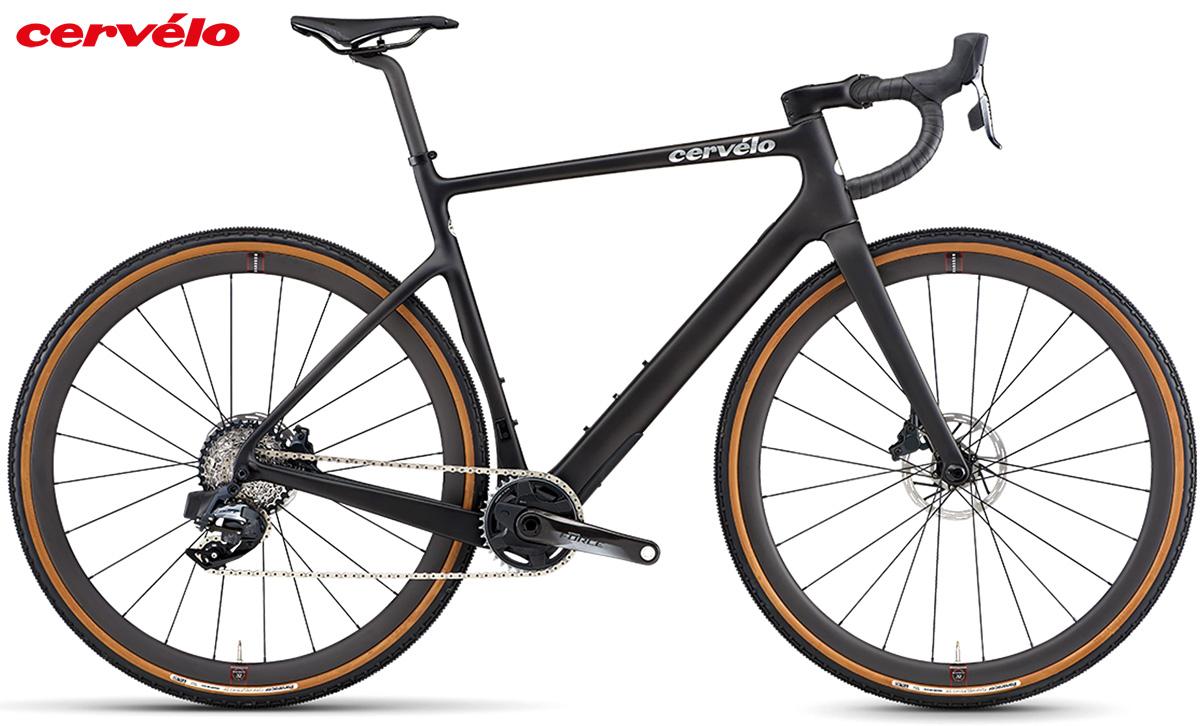 Bicicletta gravel Cervélo Aspero 5 2021 con trasmissione SRAM Force
