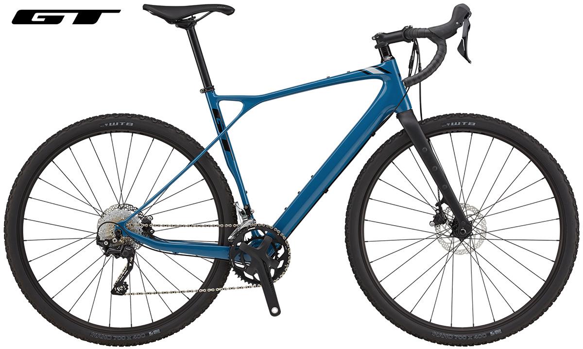 La nuova bici da gravel GT Grade Carbon Elite 2021