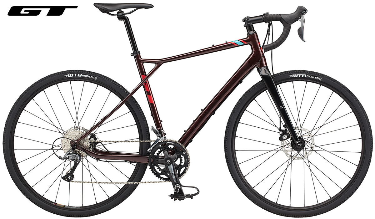 La nuova bici da gravel GT Grade Elite 2021