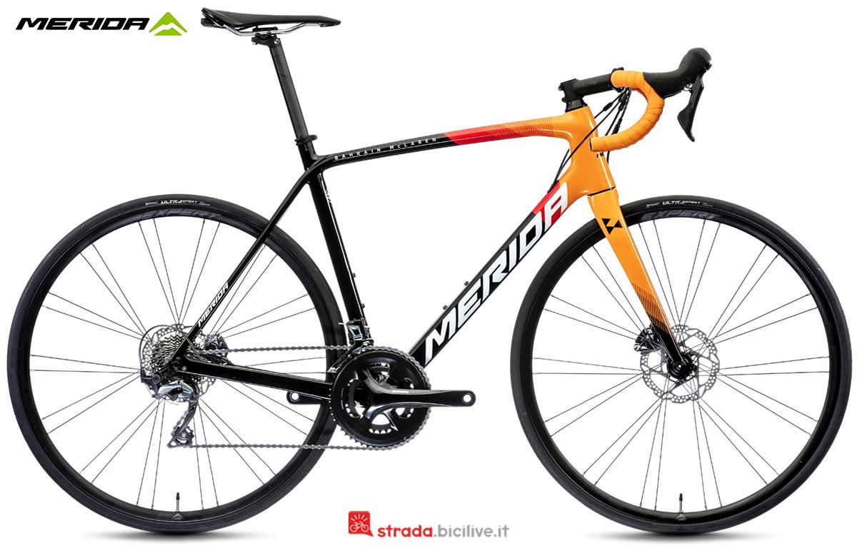 La nuova bici da strada Merida Scultura 5000 CF2 2021