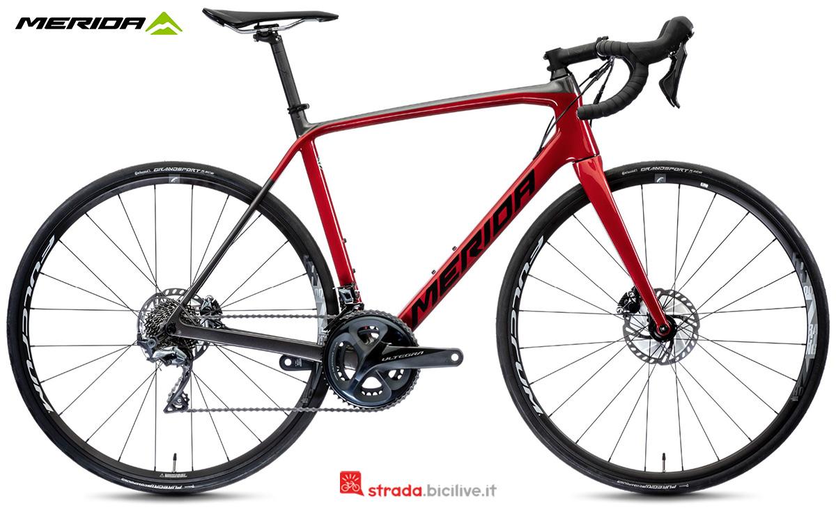 La nuova bici da corsa Merida Scultura 6000 CF2 2021
