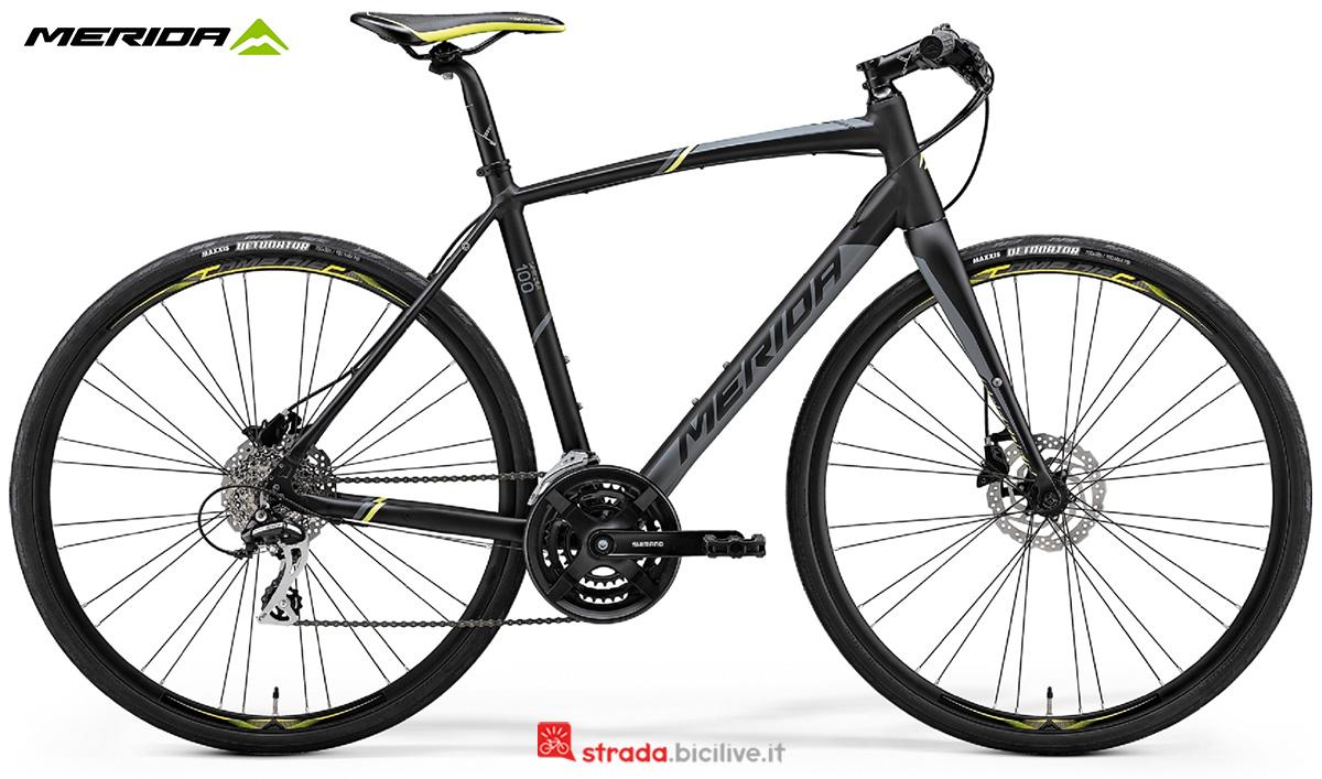 La nuova bici da corsa Merida Speeder 100 2021