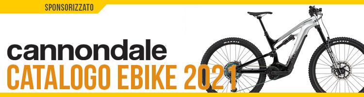 Catalogo e listino prezzi ebike 2021 Cannondale