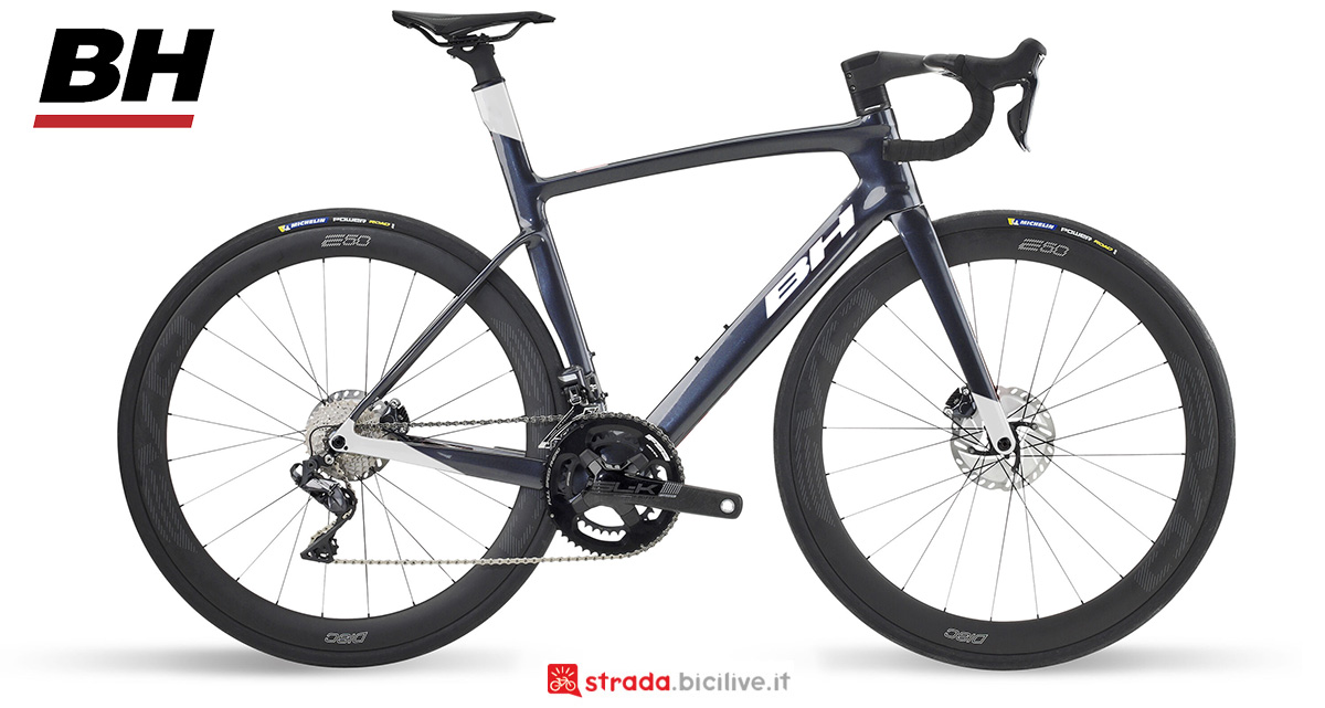 La nuova bici da strada BH Bikes G8 6.5 2021