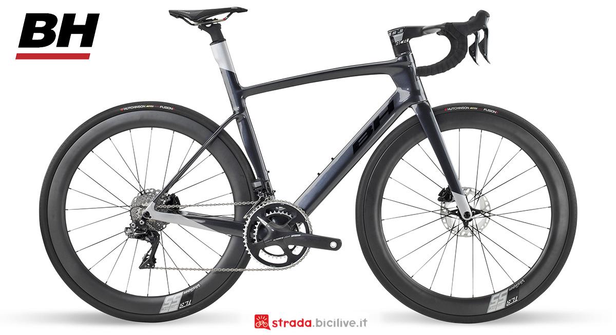 La nuova bici da corsa BH Bikes G8 7.0 2021