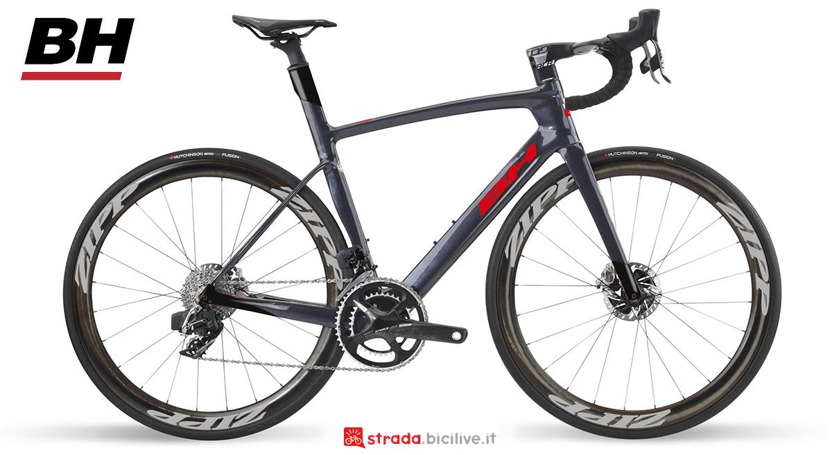 La nuova bici da strada BH Bikes G8 7.5 2021
