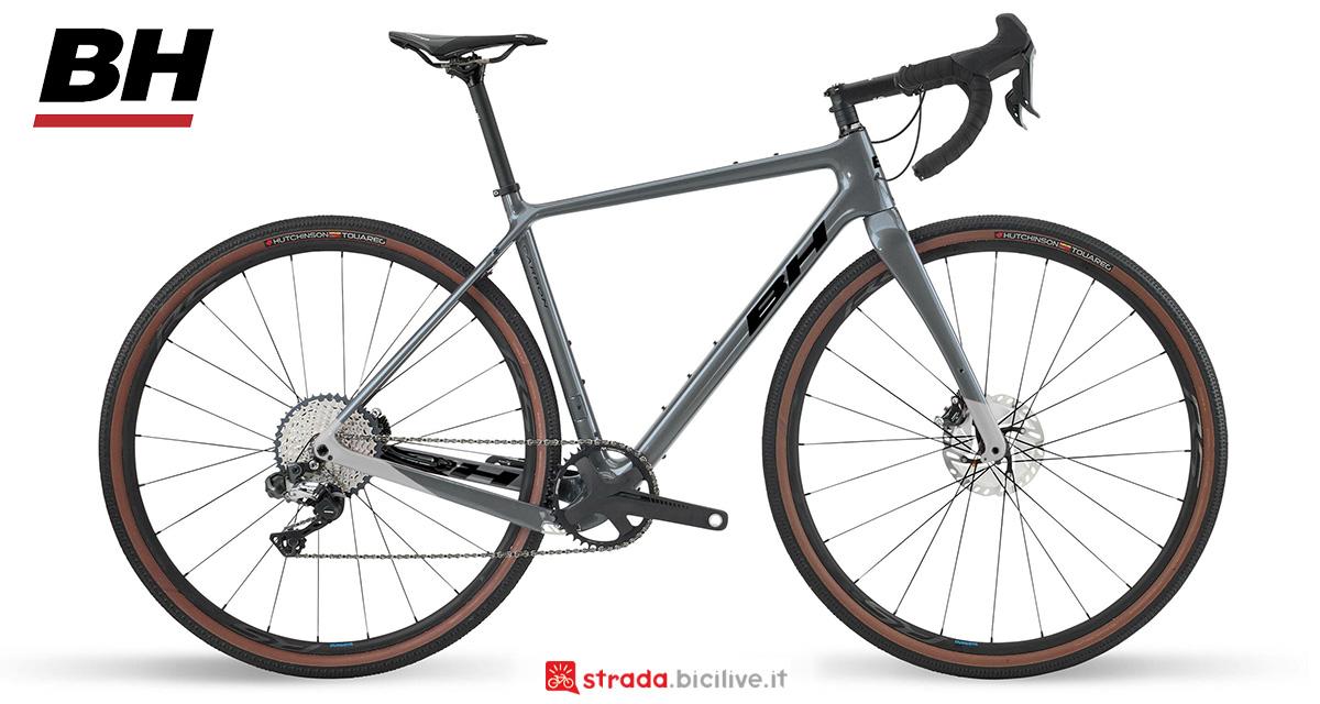 La nuova bici da gravel BH Bikes Gravelx Evo 4.0 2021