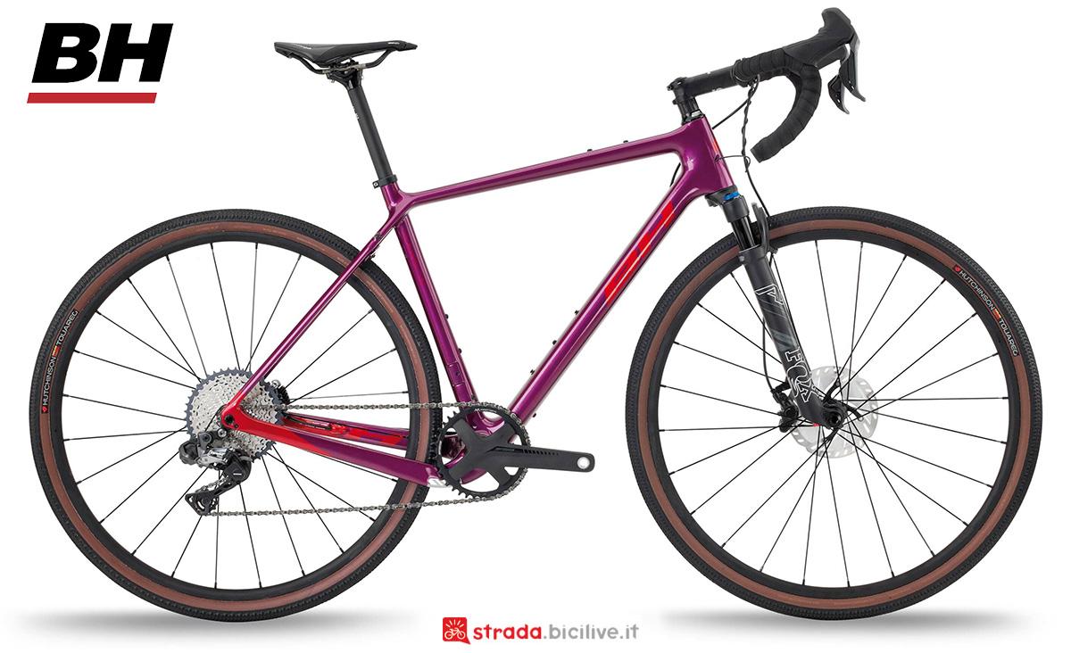 La nuova bicicletta da gravel BH Bikes Gravelx Evo 4.5 2021
