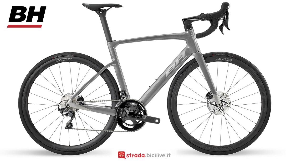 La nuova bici da corsa BH Bikes RS1 4.0 2021
