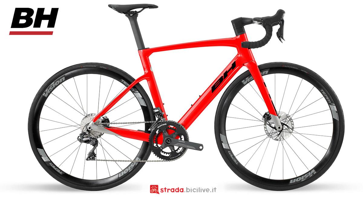 La nuova bici da strada BH Bikes RS1 4.5 2021