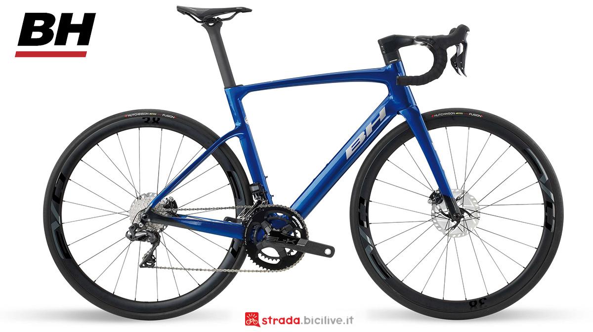 La nuova bici da strada BH Bikes RS1 5.0 2021