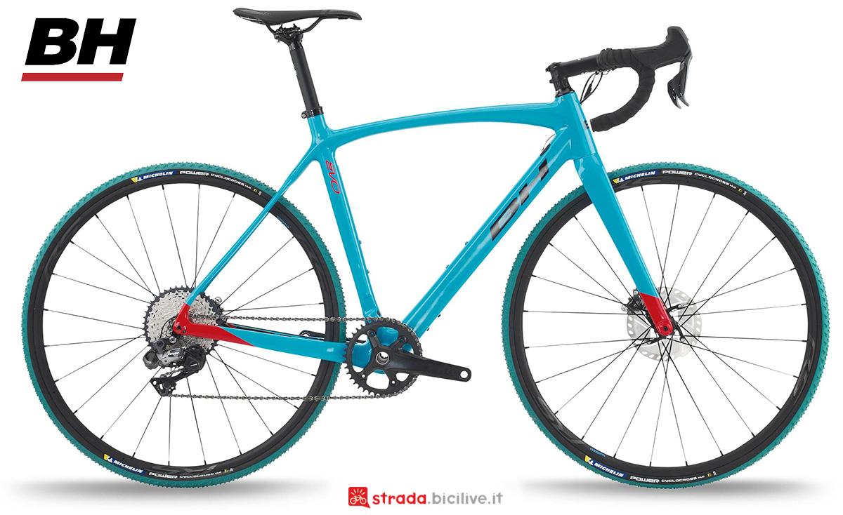 La nuova bici da gravel BH Bikes RX Team 5.0 2021
