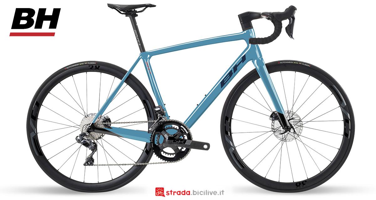 La nuova bici da corsa BH Bikes Ultralight Evo 8.5 2021