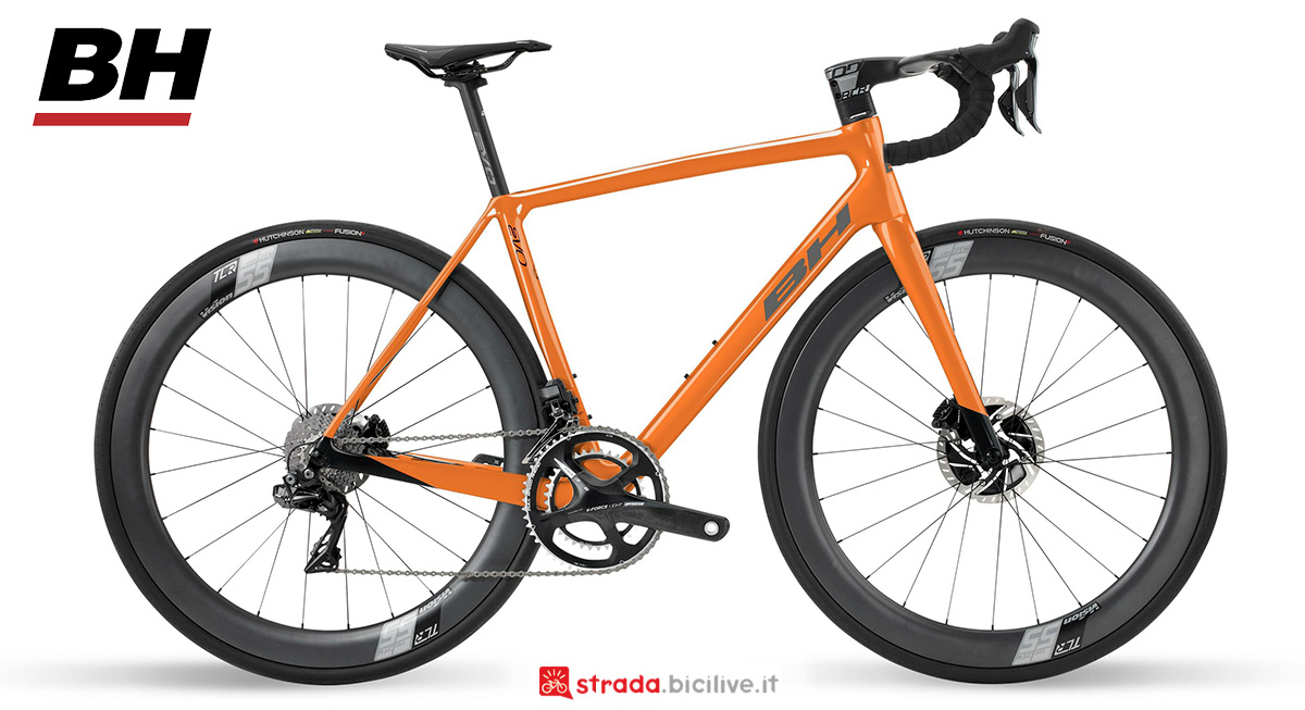 La nuova bici da strada BH Bikes Ultralight Evo 9.0 2021