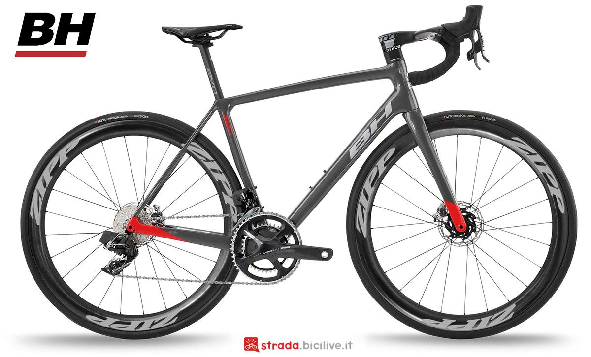 La nuova bici da strada BH Bikes Ultralight Evo 9.5 2021