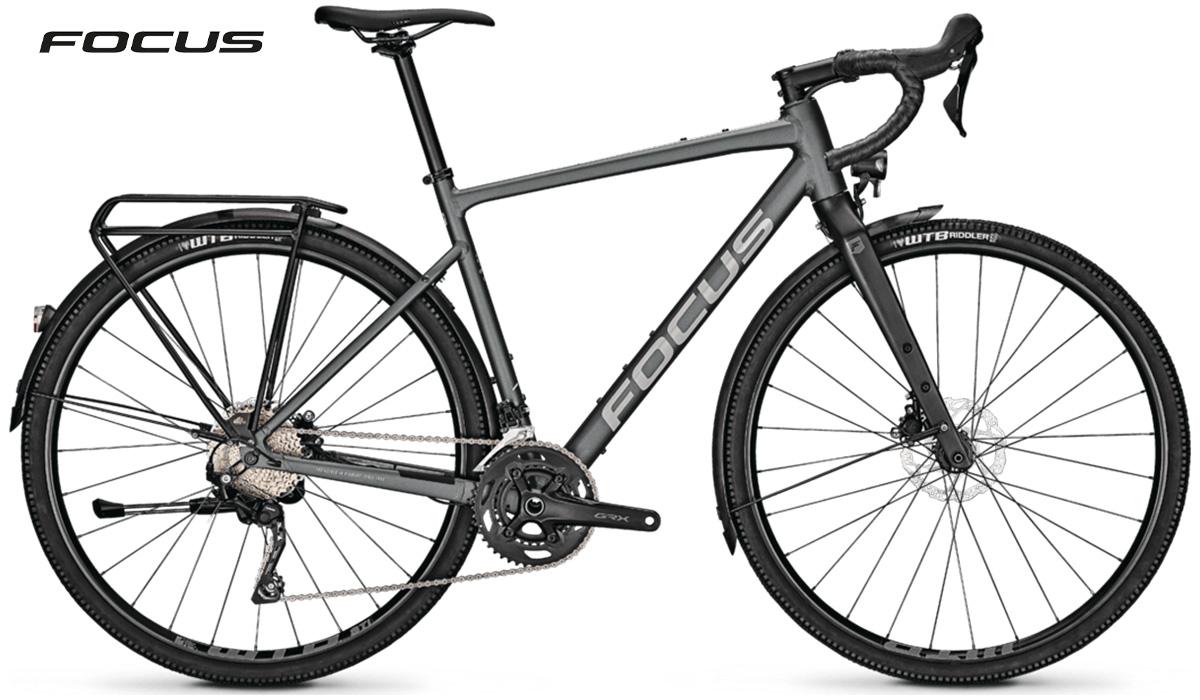 La nuova bici da gravel Focus Atlas 6.7 eqp 2021