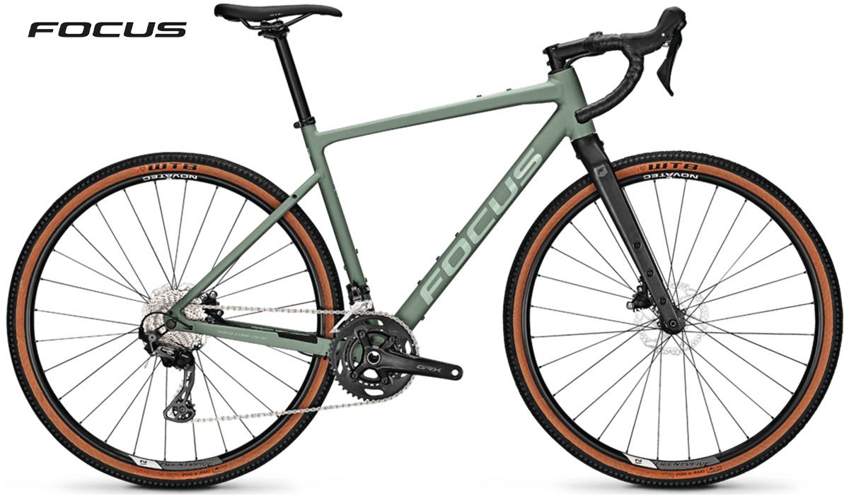 La nuova bici da gravel Focus Atlas 6.8 2021